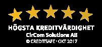 CirCom Solutions AB Kreditvärdighet