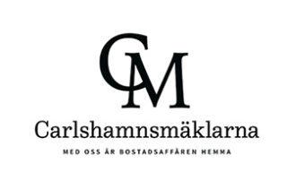 Carlshamnsmäklarna logga