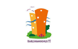Karlshamnshus 11 logga