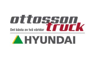 ottossons truck logga