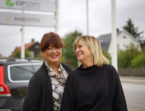 Circom gör arbetsdagen enklare för El-installationer i Karlshamn