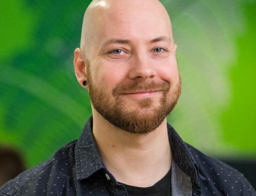 Ny medarbetare, Mattias Ostrowski